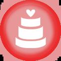Cake Icon ABC